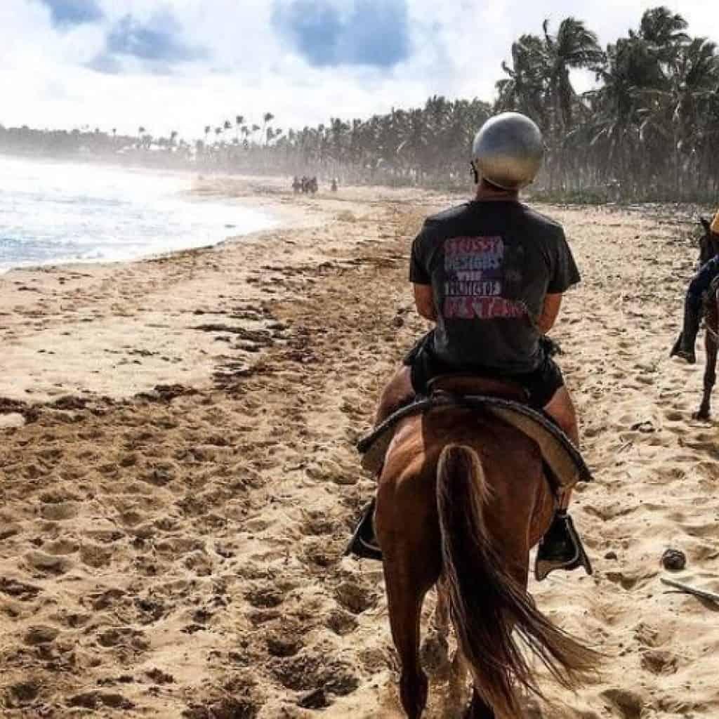 Beach Horseback Riding tour from Punta Cana