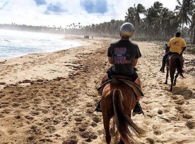 Horseback riding excursion from Punta Cana