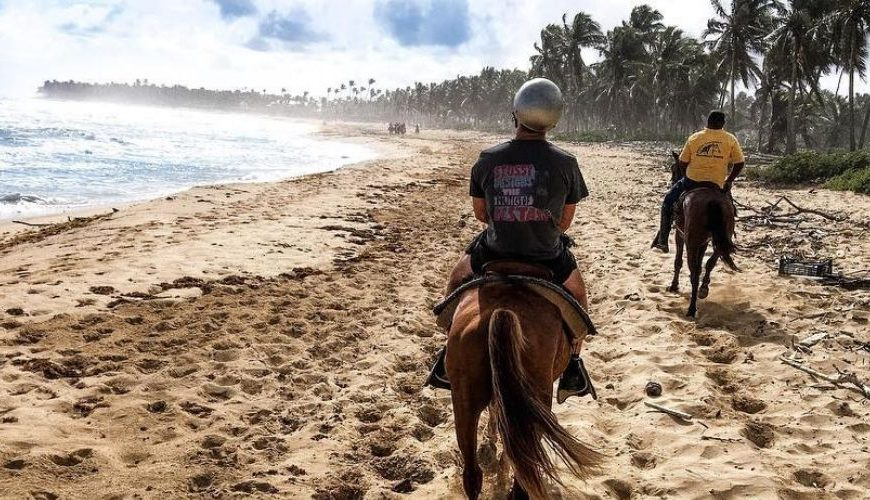 Beach Horseback Riding excursion from Punta Cana