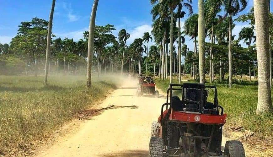 Dune Buggy Excursion Adventure from Punta Cana