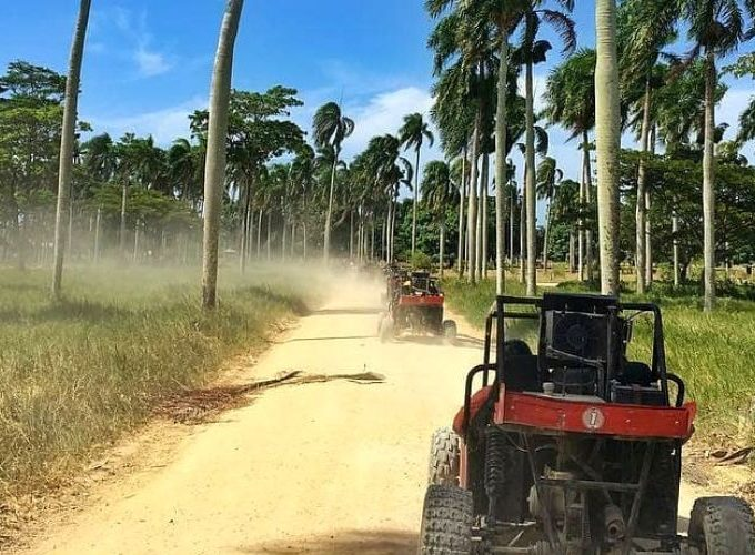 Dune Buggy excursion from Punta Cana
