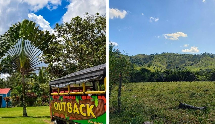 Outback Safari Half Day excursion from Punta Cana