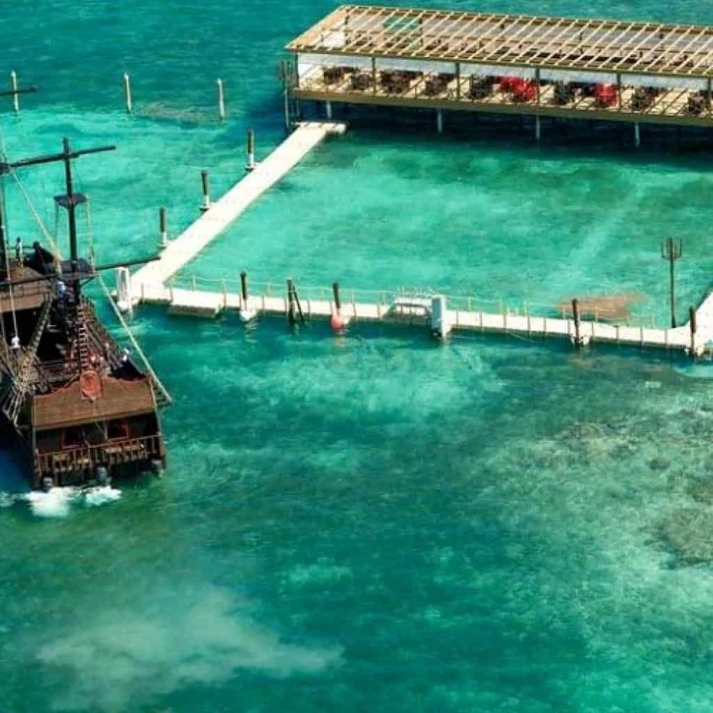Caribbean Pirates from Punta Cana