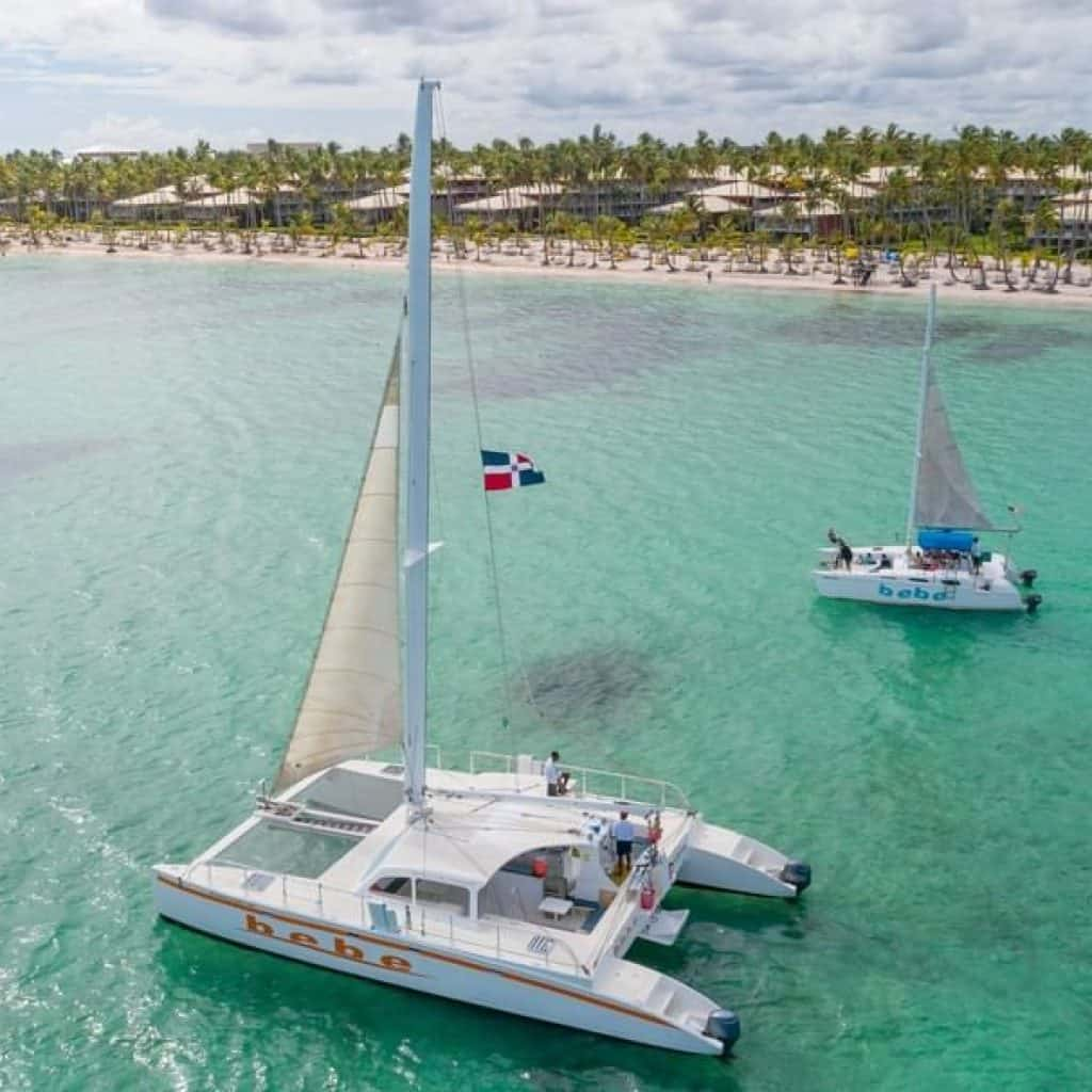 Party Boat tour from Punta Cana