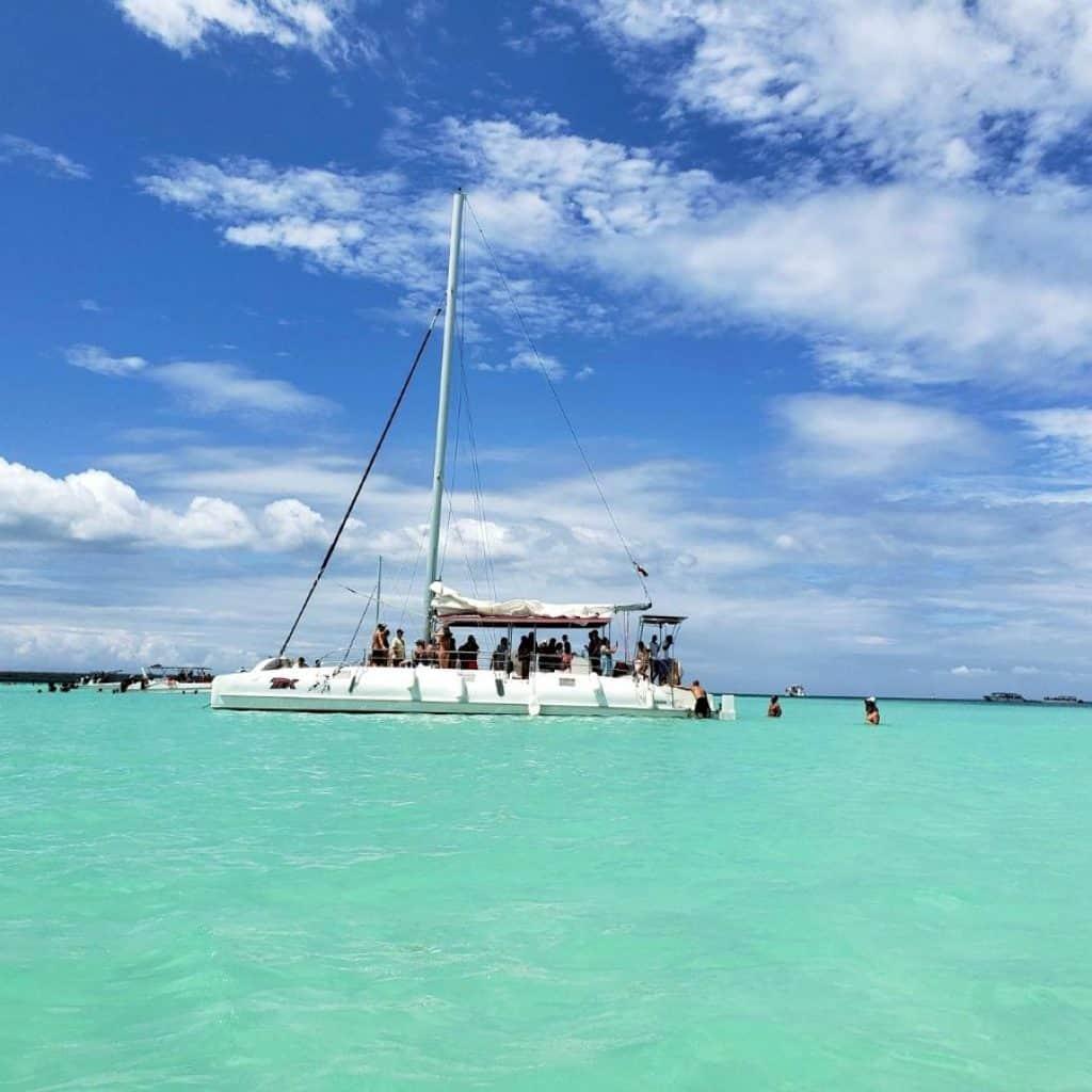 Saona Island tour from Punta Cana