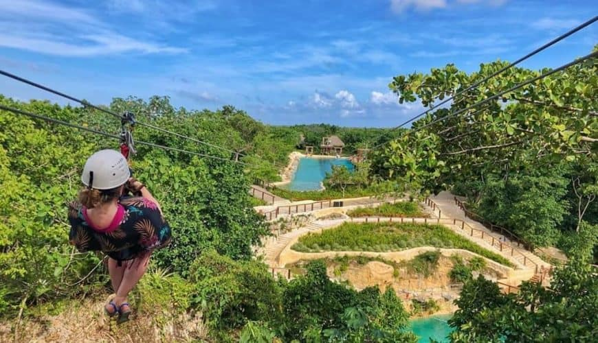 Scape Park from Punta Cana