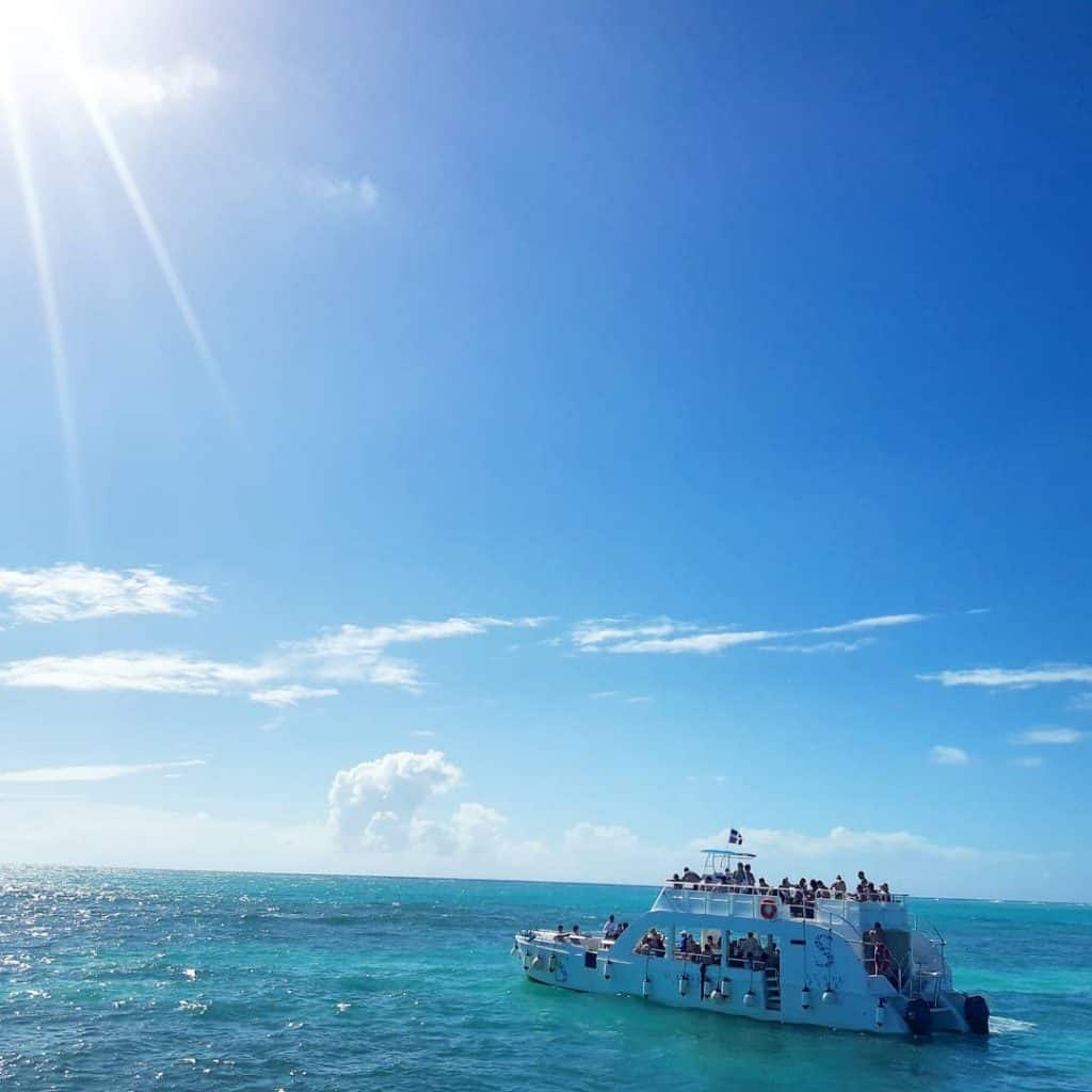 Sunshine Cruise at Scape Park in Punta Cana