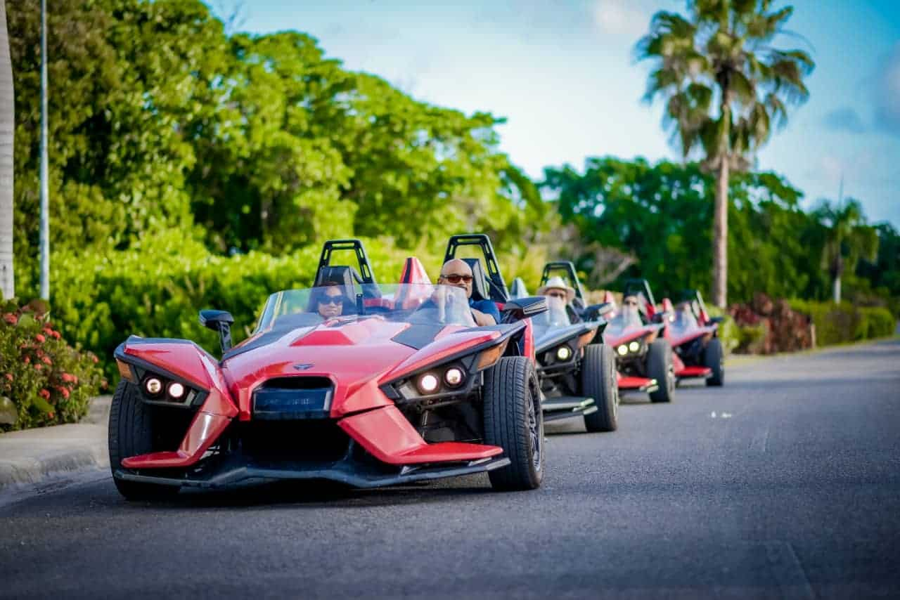 Slingshot Excursion from Punta Cana