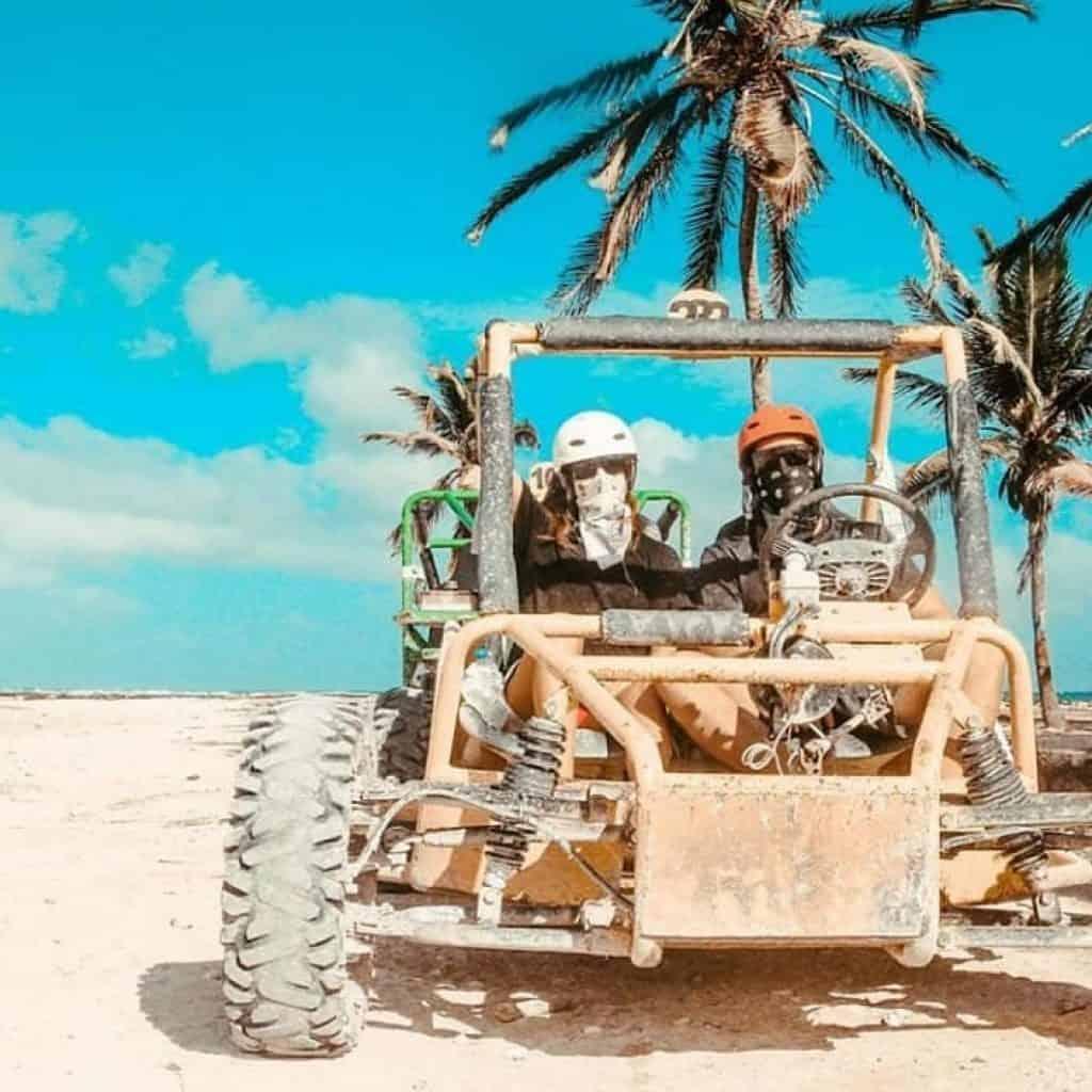 ATV Off Road tour in Punta Cana