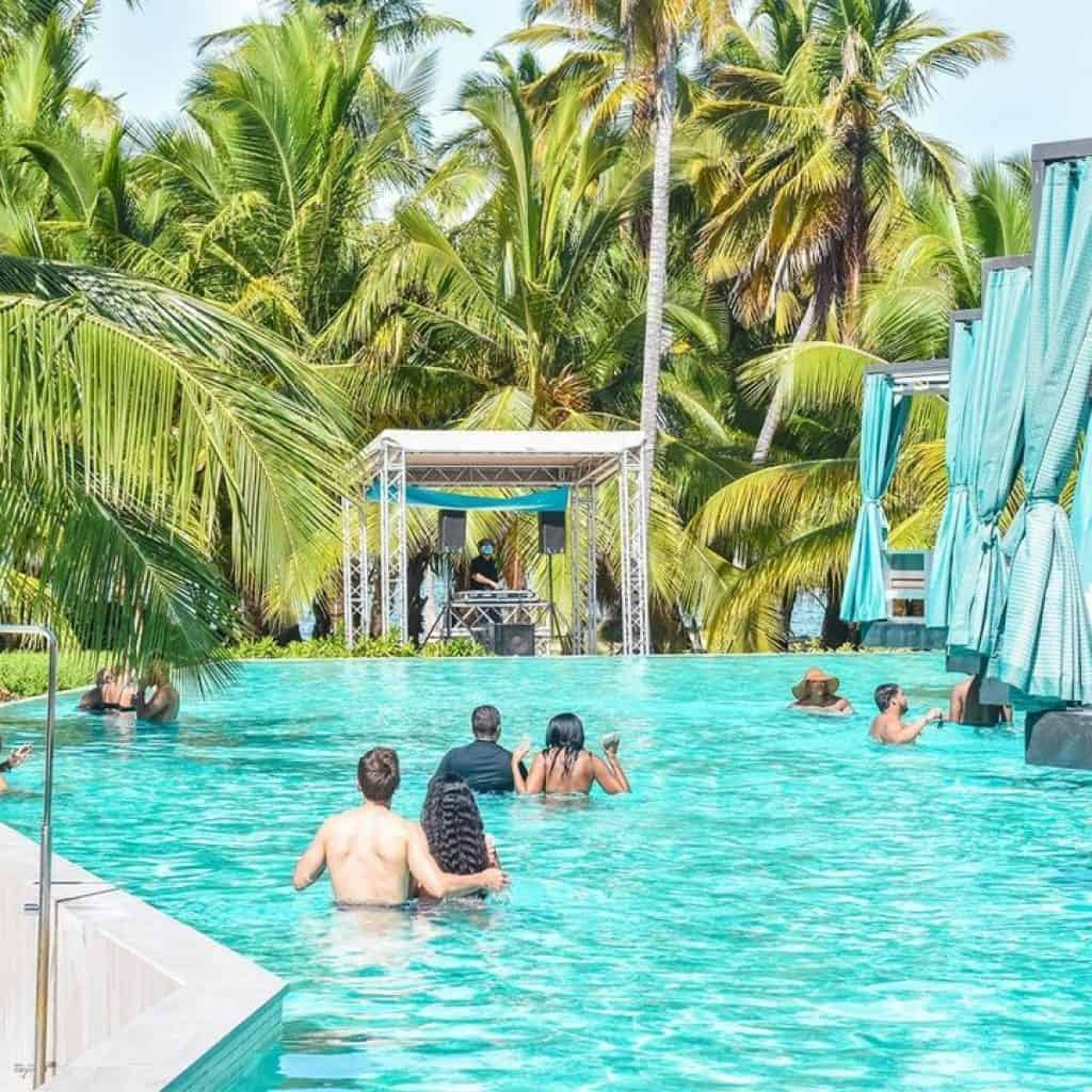 Pearl Beach Club in Punta Cana