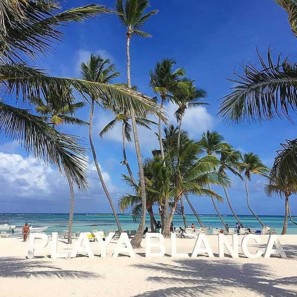 Playa Blanca in Punta Cana