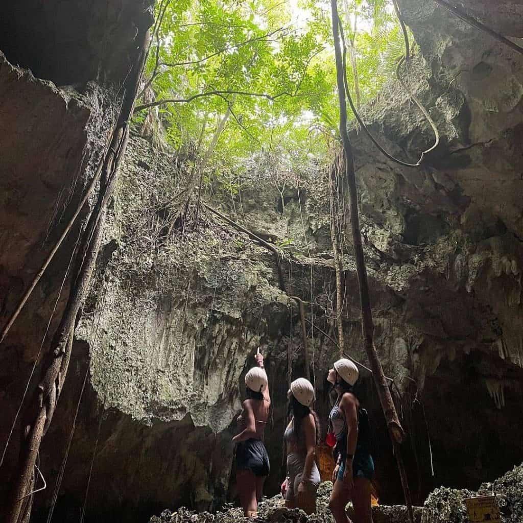Iguabonita Cave at Scape Park in Punta Cana - Caves